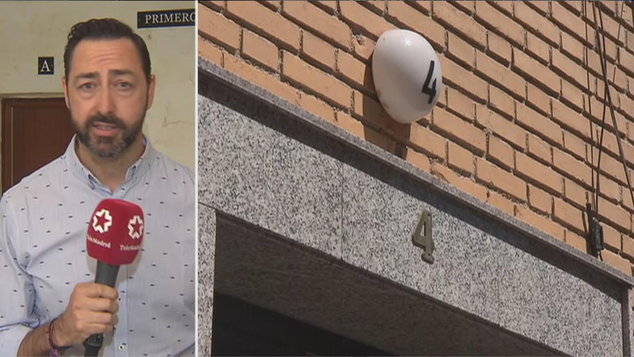 La Policía sorprende a un joven estrangulando a su novia en un piso de Carabanchel