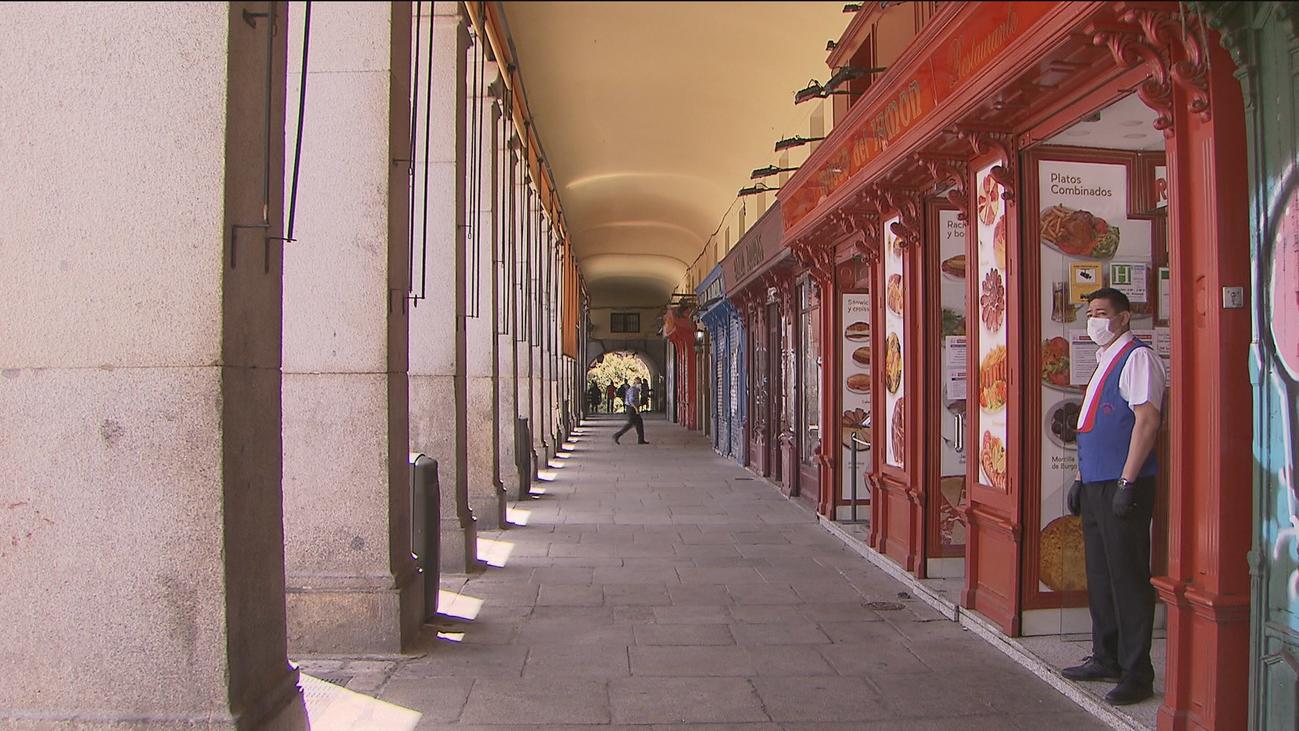 Preocupación en la hostelería madrileña ante el posible cierre de un tercio de locales