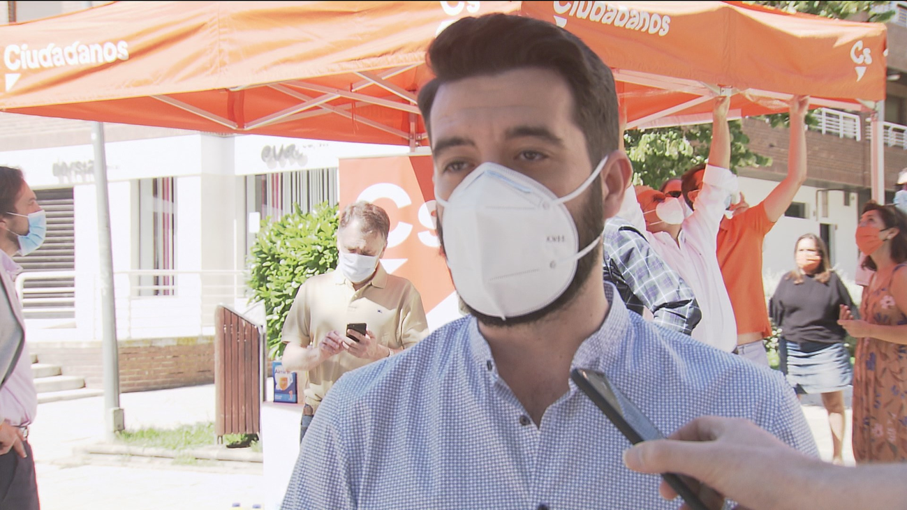 """Zafra llama a """"hacer política en la calle"""" para ayudar a los damnificados por la crisis"""
