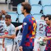 2-2. El Barça se deja dos puntos ante Celta que le puede costar LaLiga