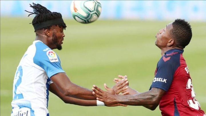 2-1. El Osasuna hunde un poco más a un Leganés que mereció ganar