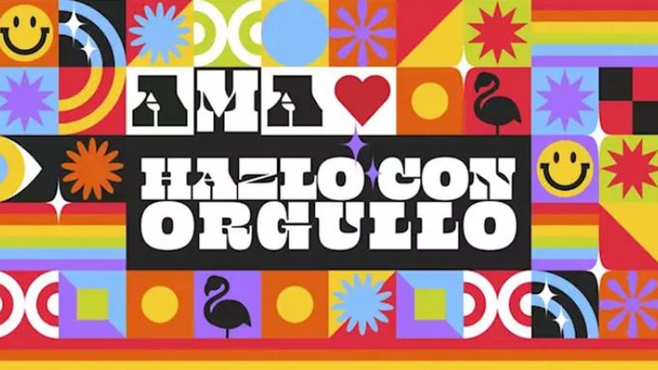 Madrid celebra el Orgullo LGTBI bajo el lema 'Ama, hazlo con Orgullo'