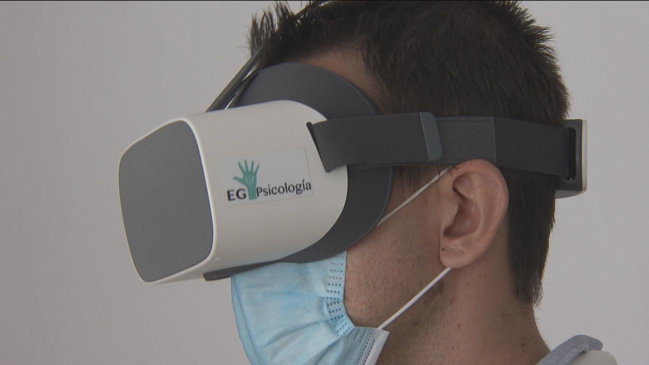 Terapia con realidad virtual contra las secuelas psíquicas del covid-19