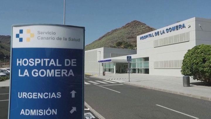 Un año del primer caso de covid en España, un turista alemán en La Gomera
