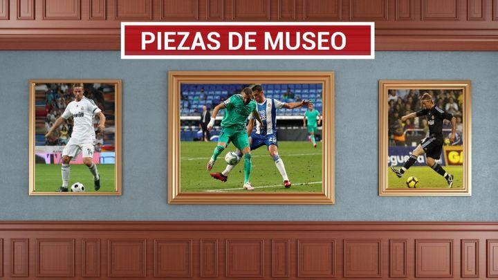 """Benzema: """"¿El taconazo? Yo veo el fútbol así"""""""