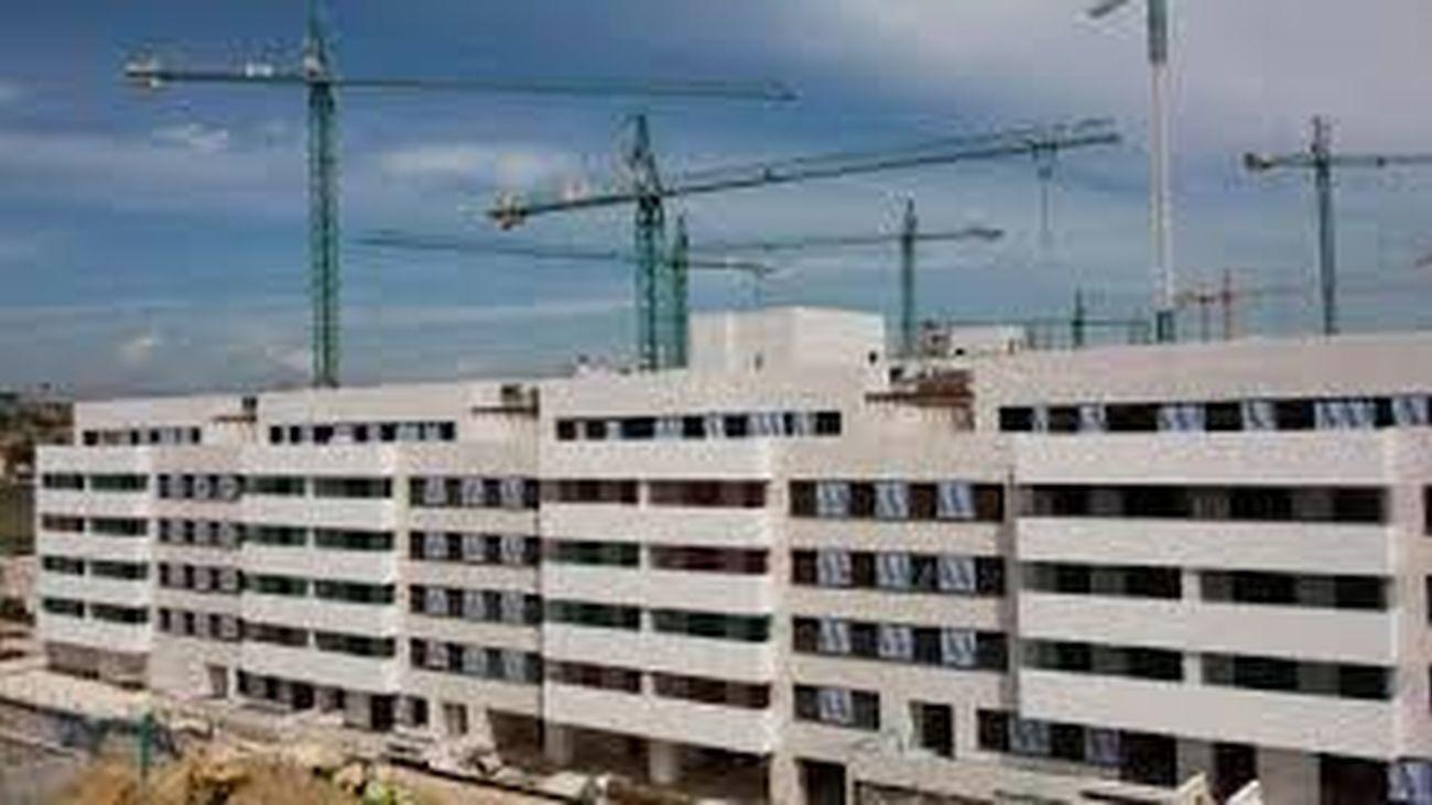 Construcción de viviendas para alquiler
