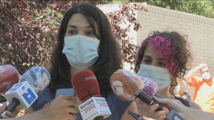 Serra no asiste al Debate del estado de la Región por un posible contagio de coronavirus de su hijo