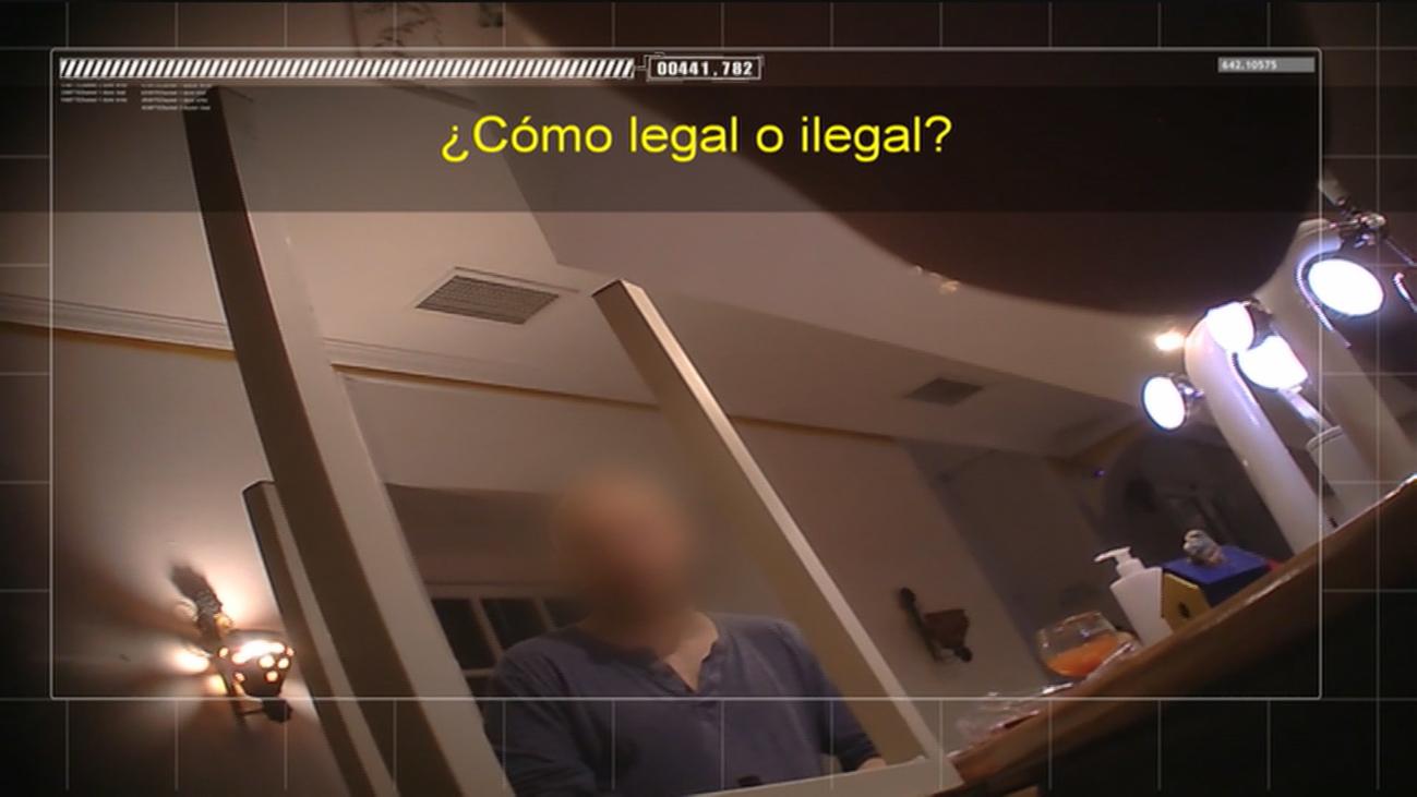 Telemadrid destapa una fiesta ilegal en pleno centro de Madrid sin ningún tipo de seguridad
