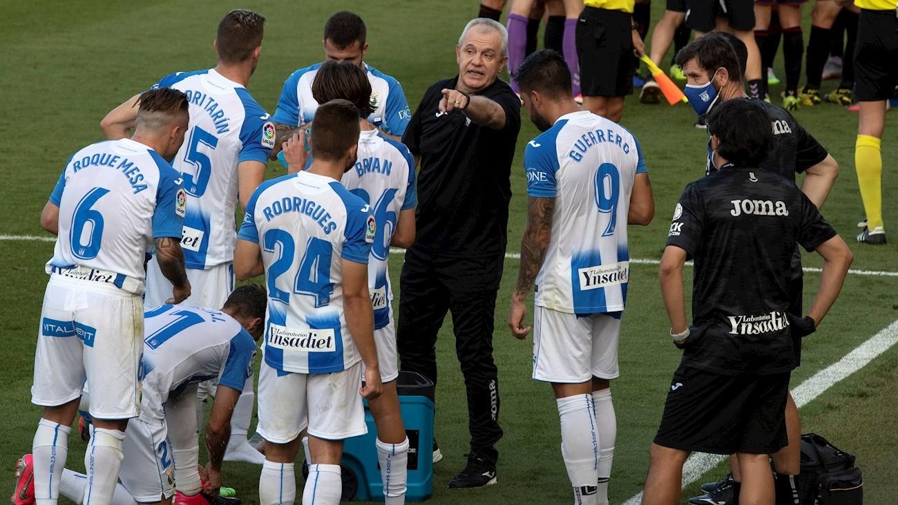 """Aguirre: """"El equipo está vivo, el equipo está en pie"""""""
