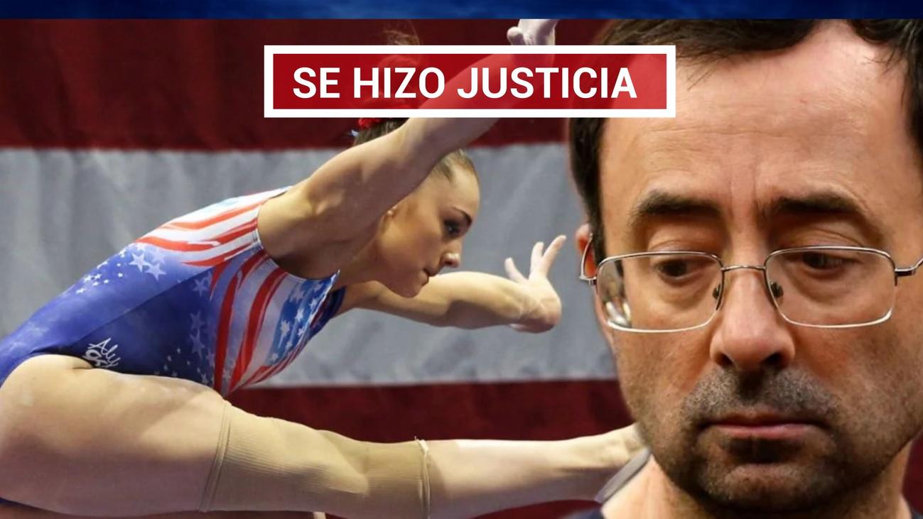 Larry Nassar, el médico olímpico que abusó de gimnastas, protagonista del documental 'Atleta A'