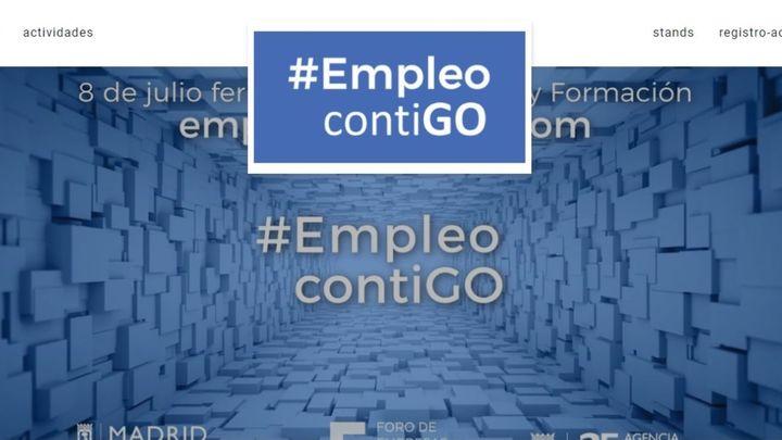 El Ayuntamiento de Madrid organiza la primera Feria de Empleo online el 8 de julio