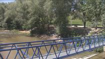 Abierta la senda peatonal y para ciclistas que une Madrid Río con el parque del Manzanares