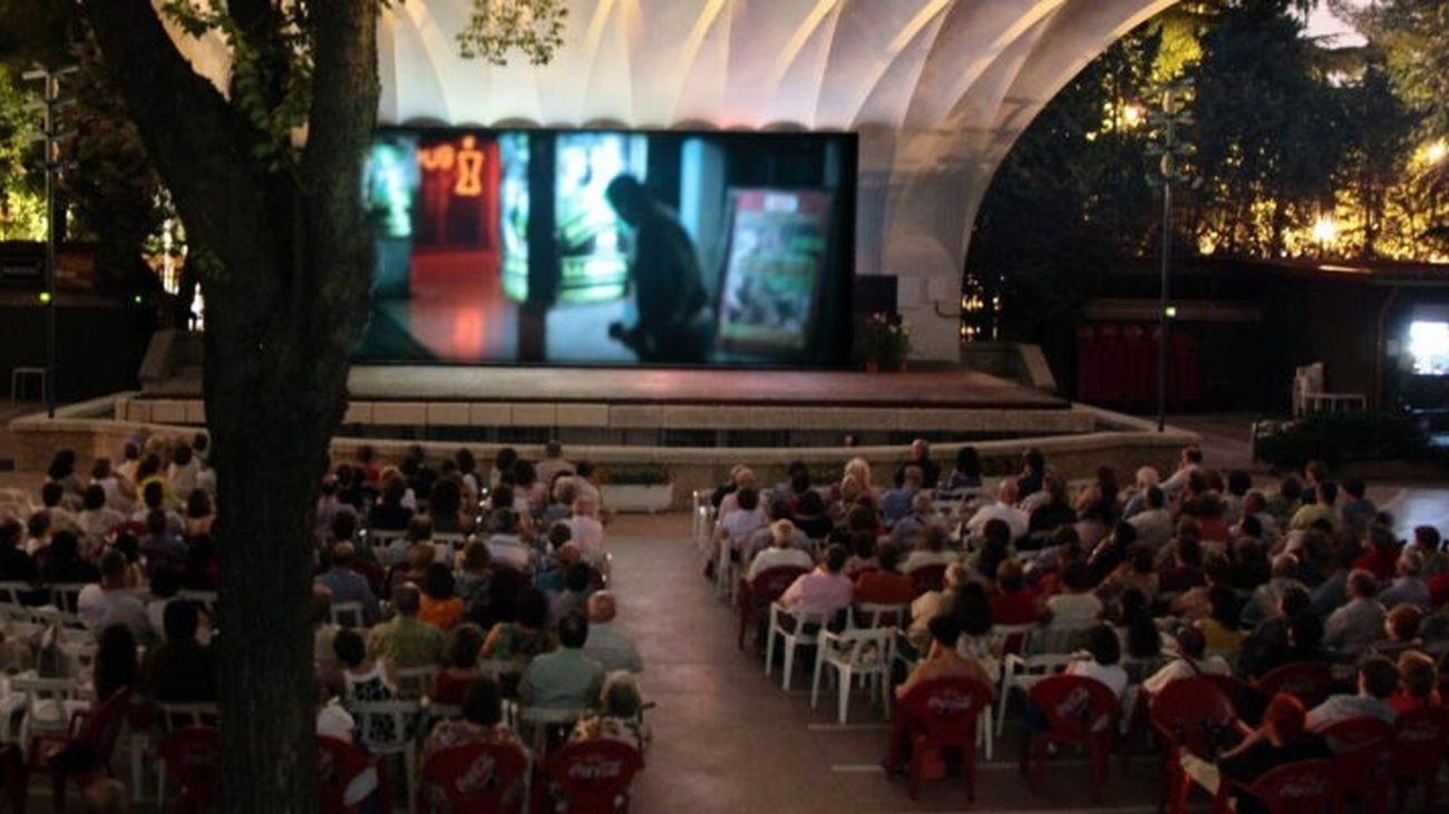 Cine de verano en Madrid