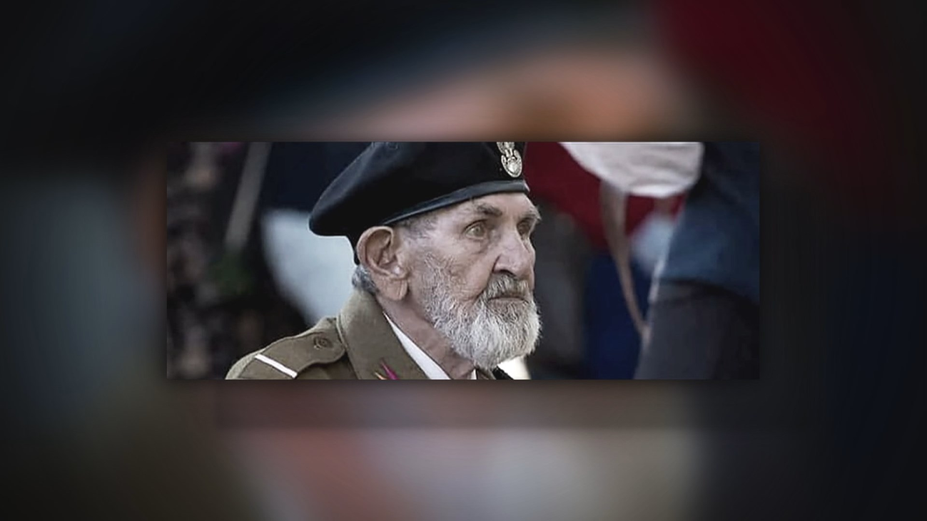 Jerzy Radlowski, el rostro del drama vivido en las residencias de ancianos de Madrid
