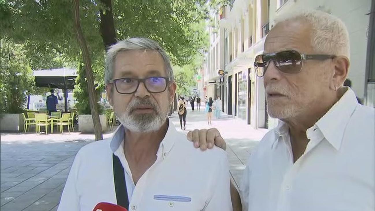 """Emilio y Carlos, primer matrimonio gay: """"Igualdad era un derecho que no teníamos"""""""