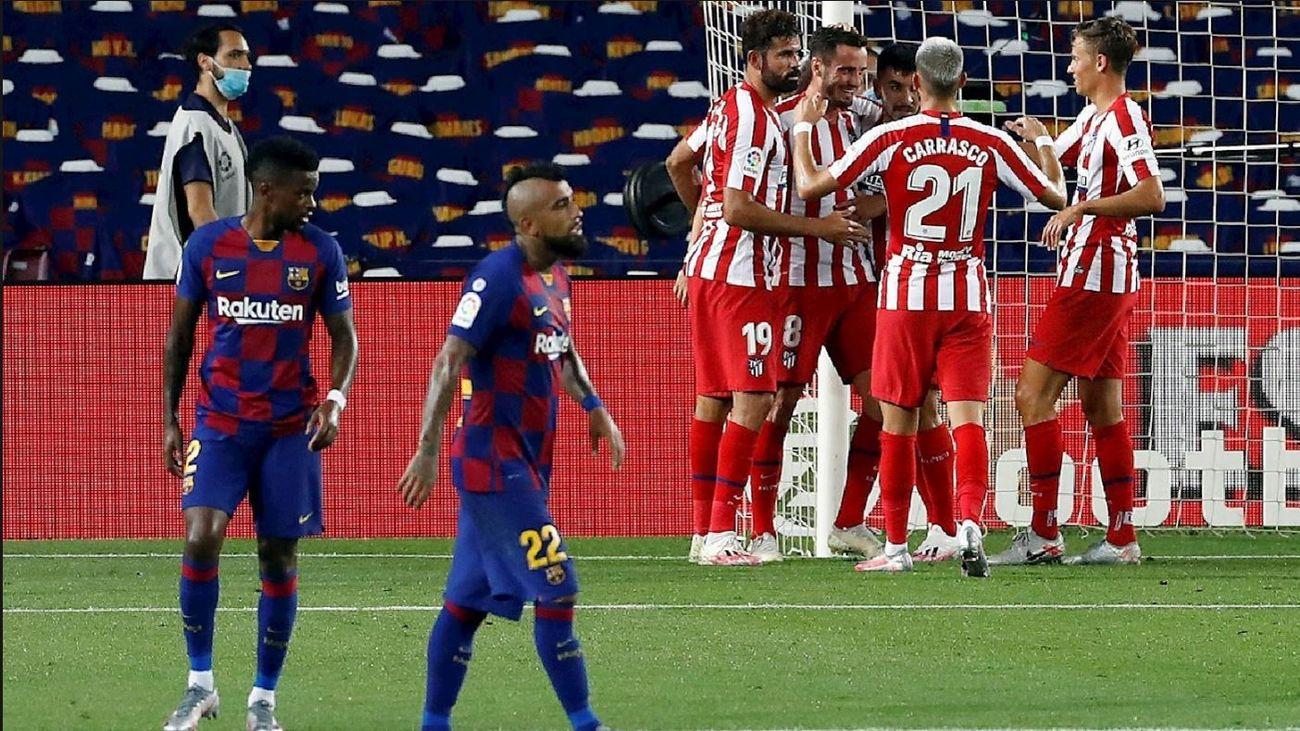 Barcelona-Atlético de Madrid