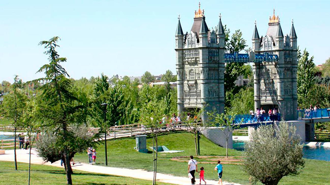 La llegada de julio también supone la reapertura del Parque Europa de Torrejón