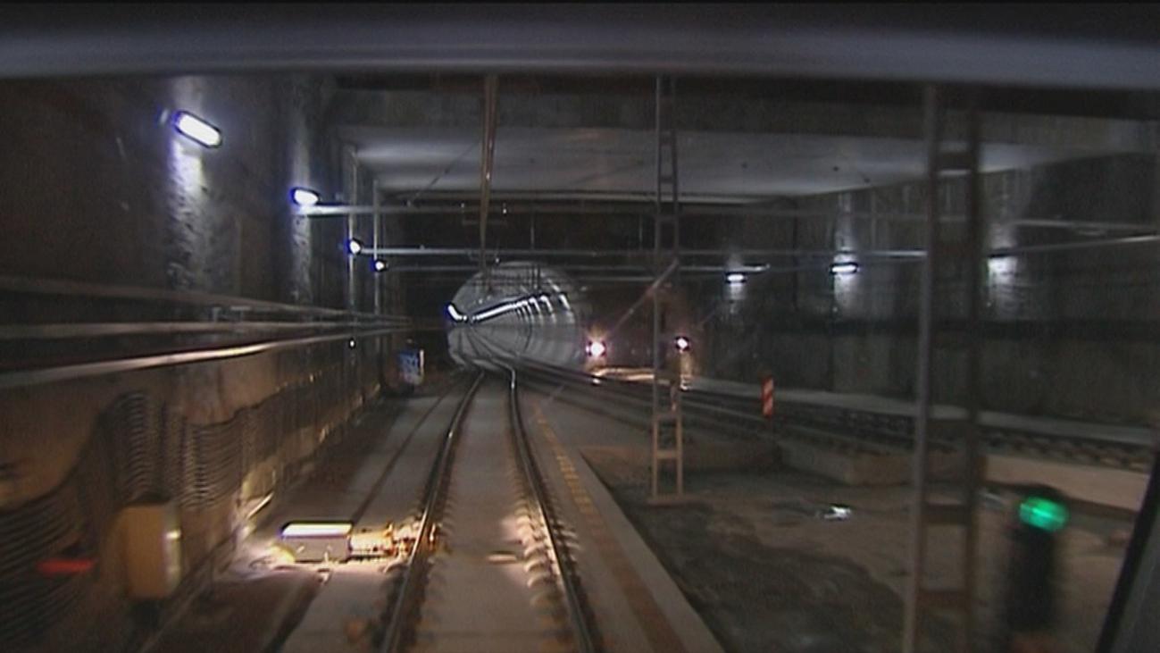 Persecución por los túneles de Metro de Madrid
