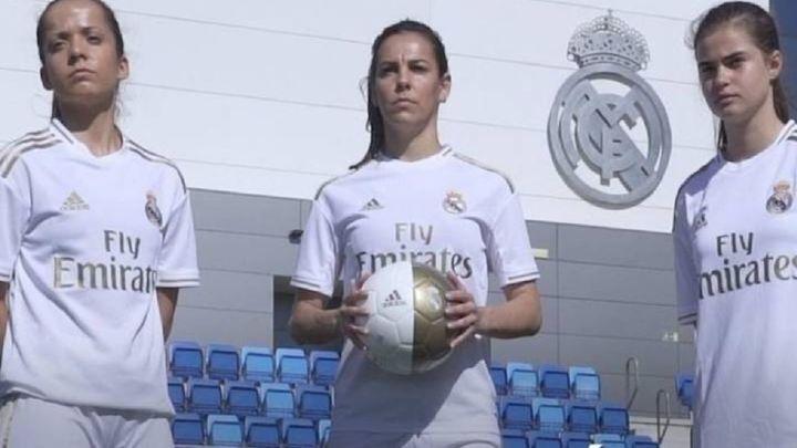 El Real Madrid hace oficial la creación de su equipo femenino