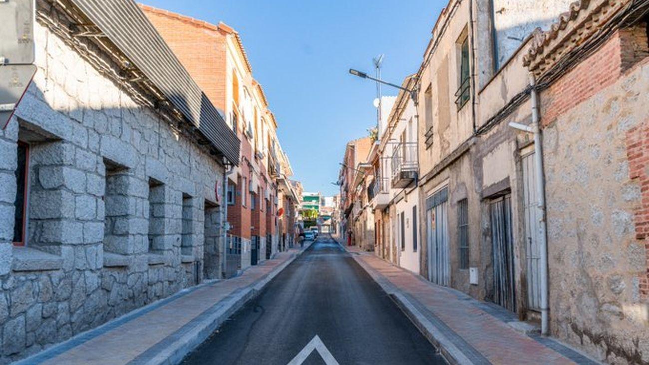Calle de Colmenar Viejo