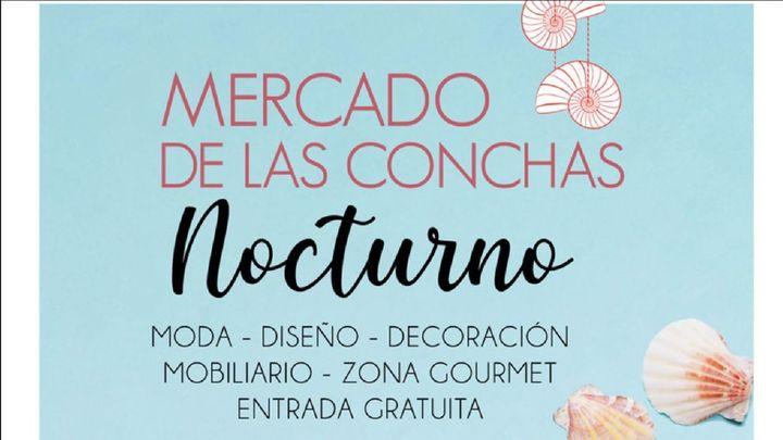El Mercado Nocturno de las Conchas se celebra este fin de semana en Torrelodones