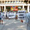 Los MIR convocan huelga indefinida desde el 13 de julio tras la negativa de la Consejería a negociar un convenio