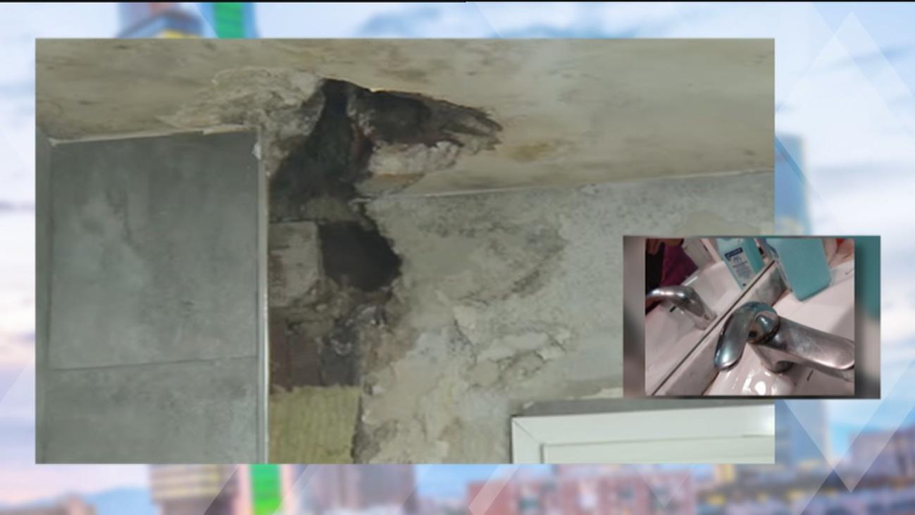 Ana paga 1.000 euros de alquiler por un piso ruinoso