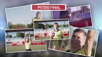Alfredo Militano, el árbitro más veterano de Madrid, se jubila