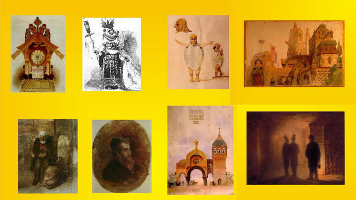 Desgranamos la suite 'Cuadros de una Exposición' de Modest Músorgski