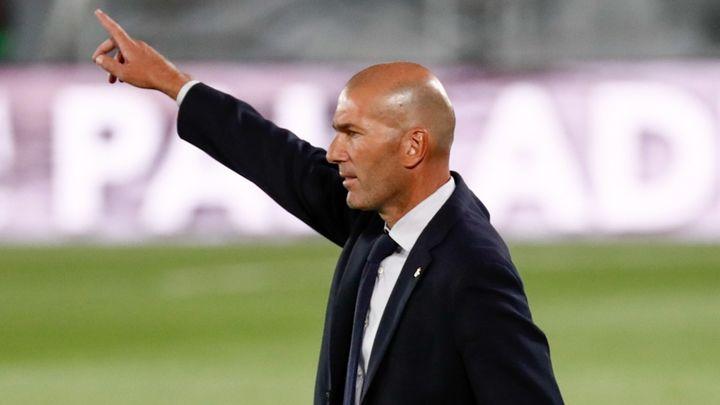 """Zidane: """"Sin sufrimiento no puedes conseguir cosas grandes en el fútbol"""""""