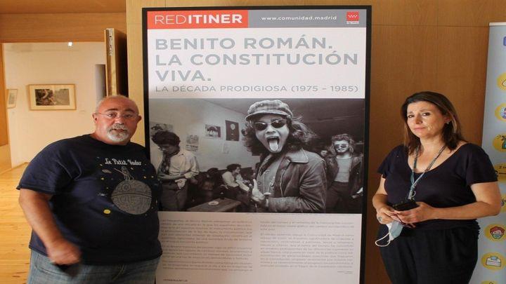 Nuevo Baztán inaugura la exposición de Benito Román en el Palacio de Goyeneche