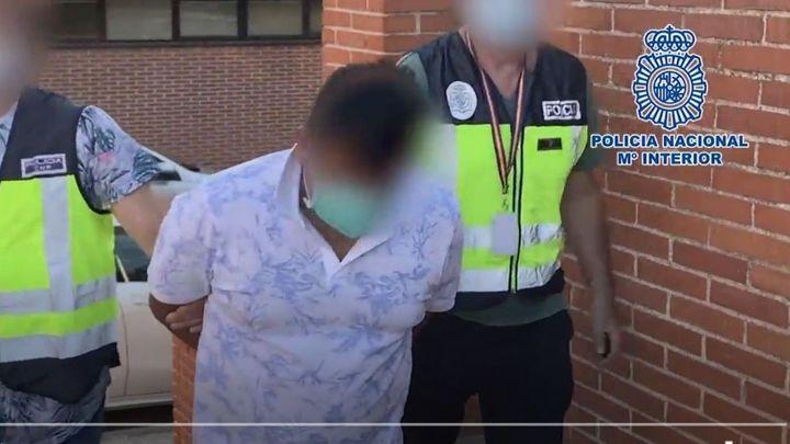 Dos detenidos en Madrid por violar a una joven en una fiesta y difundir fotos en redes