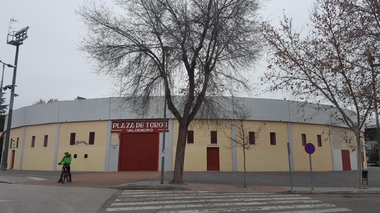 Plaza de toros de Valdemoro