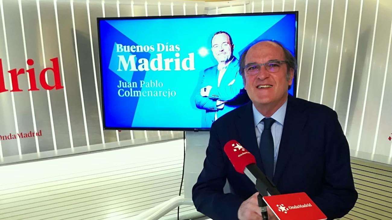 """Ángel Gabilondo: """"El Gobierno de Ayuso es fallido; es obligación de la oposición no descartar la moción"""""""