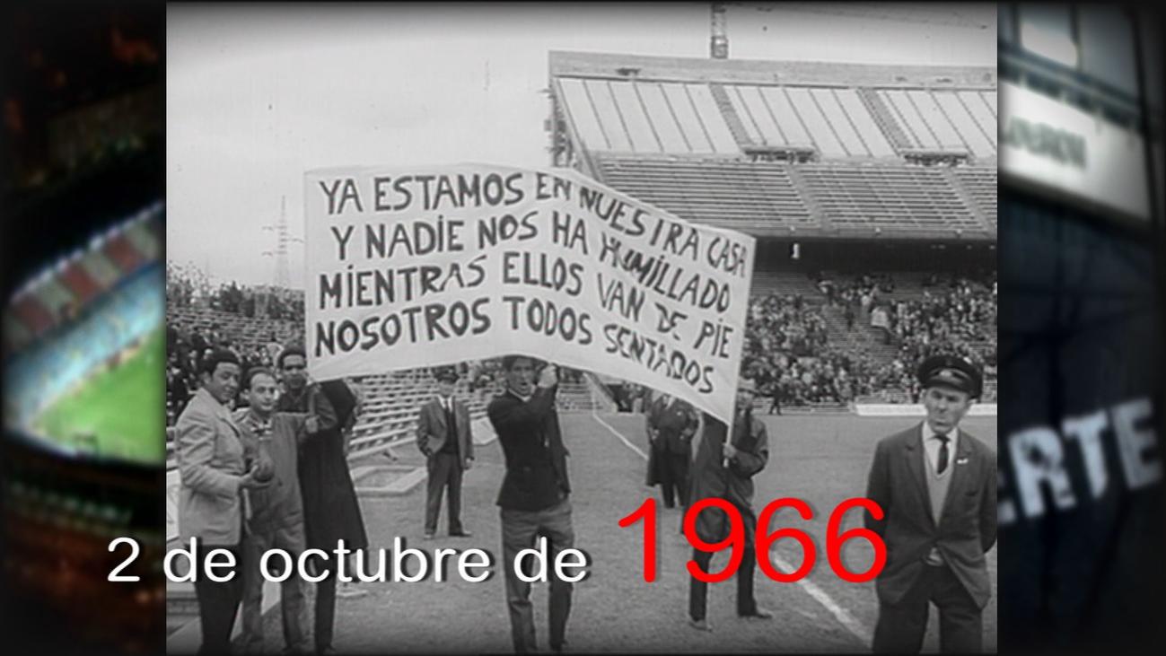 Desaparece el mítico estadio Calderón y con él 54 años de historia