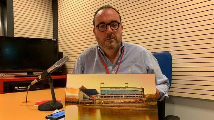 """Juan Pablo Colmenarejo: """"En el Calderón se llora cuando se gana"""""""