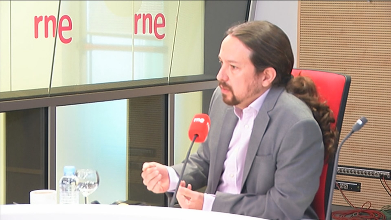 Pablo Iglesias descarta ser imputado o investigado en el caso Dina
