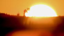 Alerta amarilla por altas temperaturas en Madrid este domingo