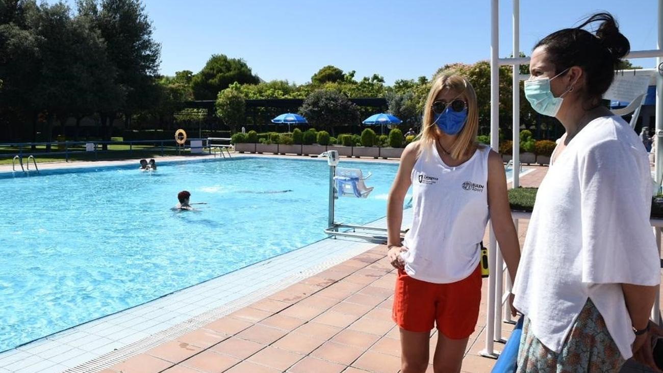 Comienzan a abrir sus puertas las piscinas municipales de Madrid