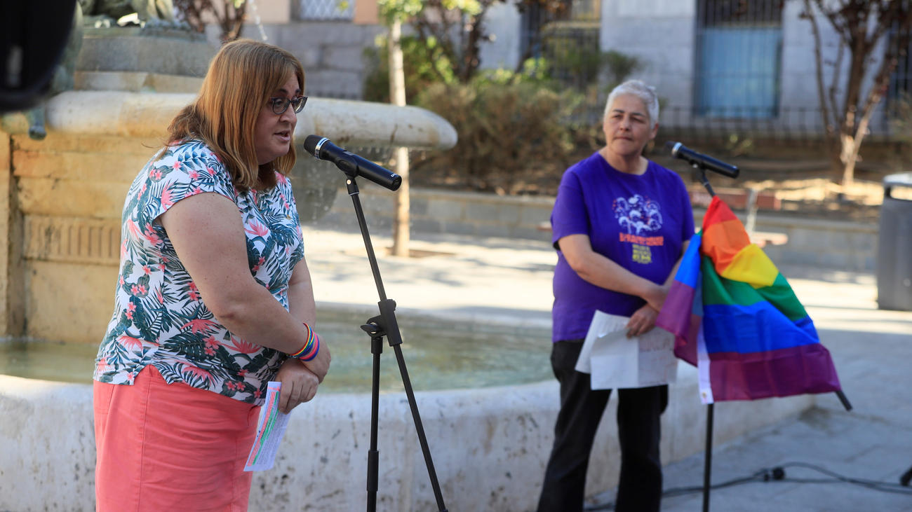 Un Orgullo virtual y atípico reivindica los derechos de las mujeres LTB