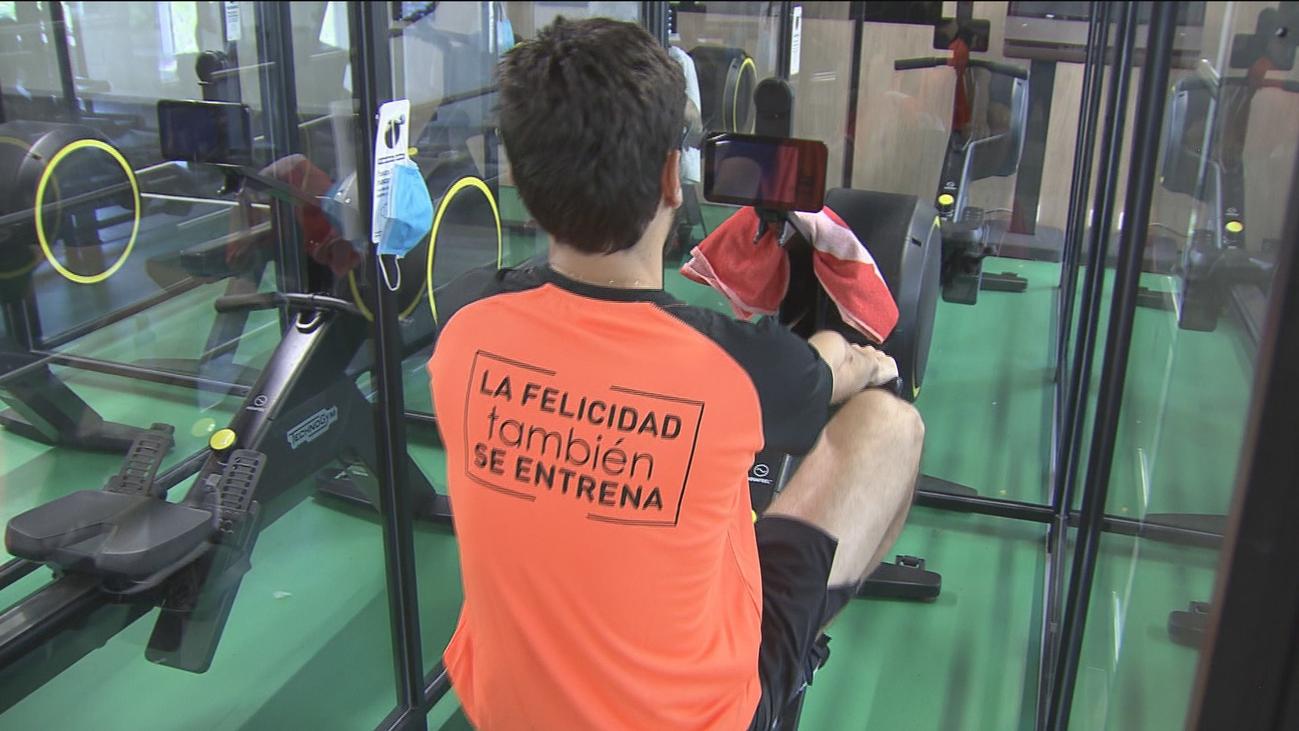 Quejas de los usuarios de gimnasios por la falta de devolución de las cuotas que no han disfrutado