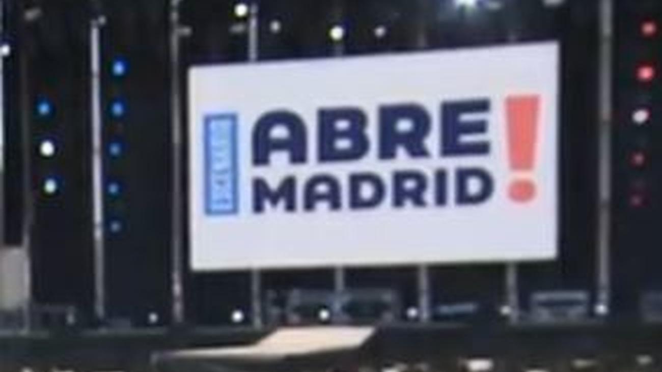 Ifema acoge  'Abre Madrid', un nuevo espacio cultural al aire libre