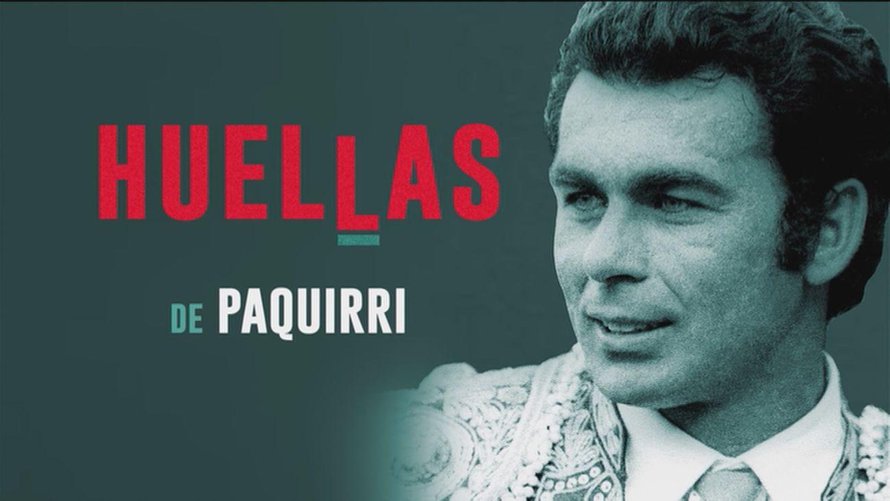 Huellas de... Francisco Rivera Paquirri