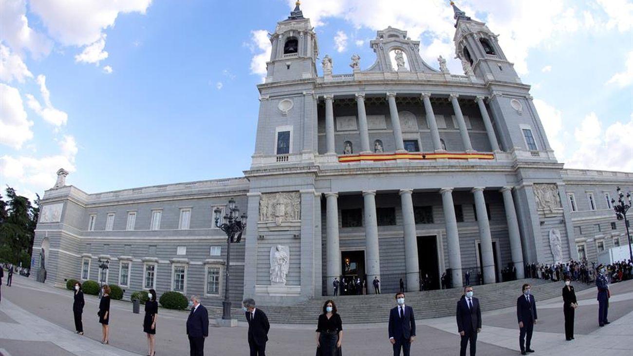 Especial Madrid Directo: Funeral por las víctimas de la covid-19