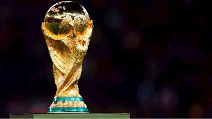 La Copa del Mundo 2010 se expone este sábado en la plaza de Colón