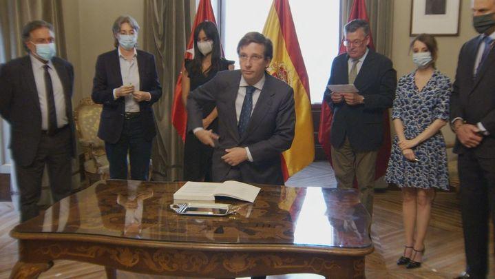 Firmados los Acuerdos de la Villa, con 352 medidas para el Madrid poscovid-19