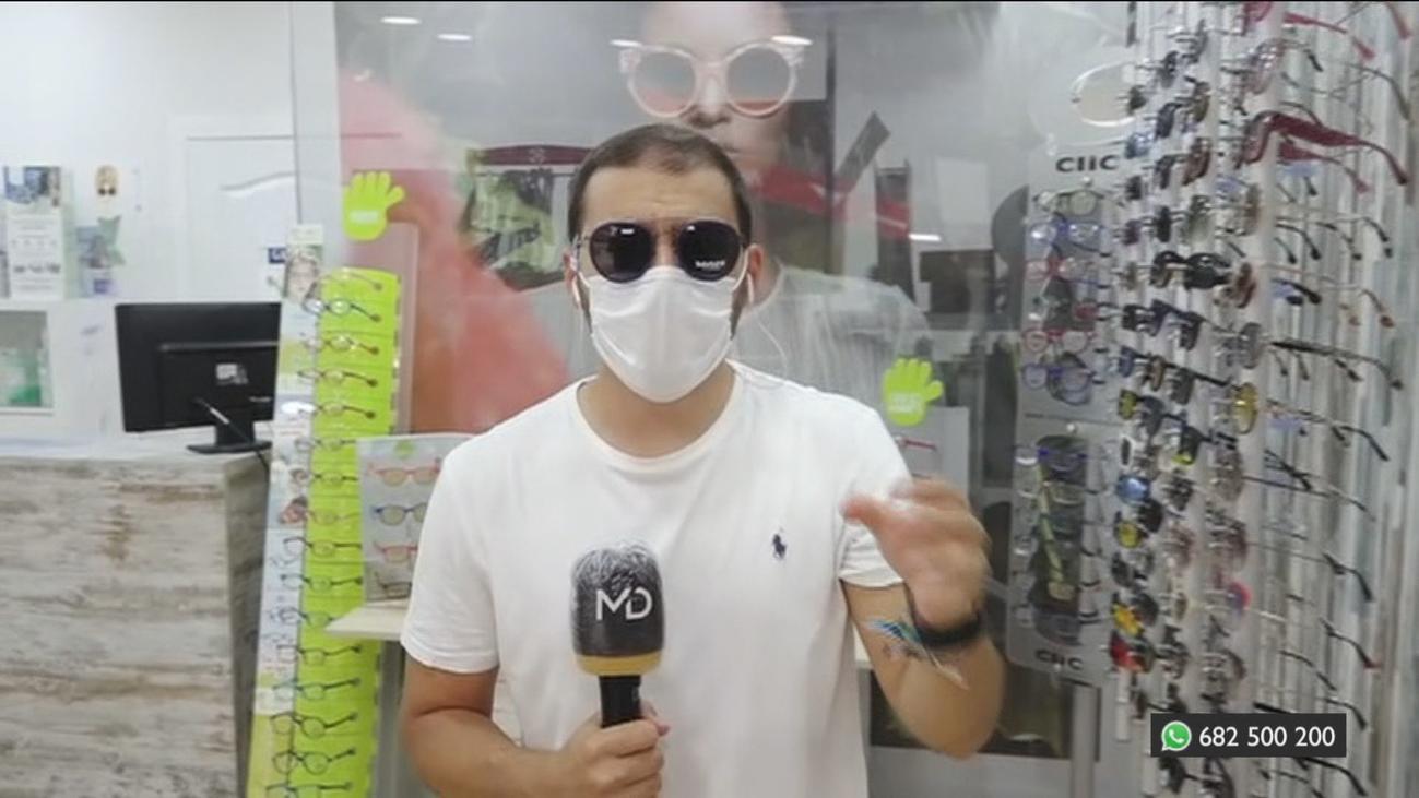 Gafas de sol a precio de chollo en Las Rozas