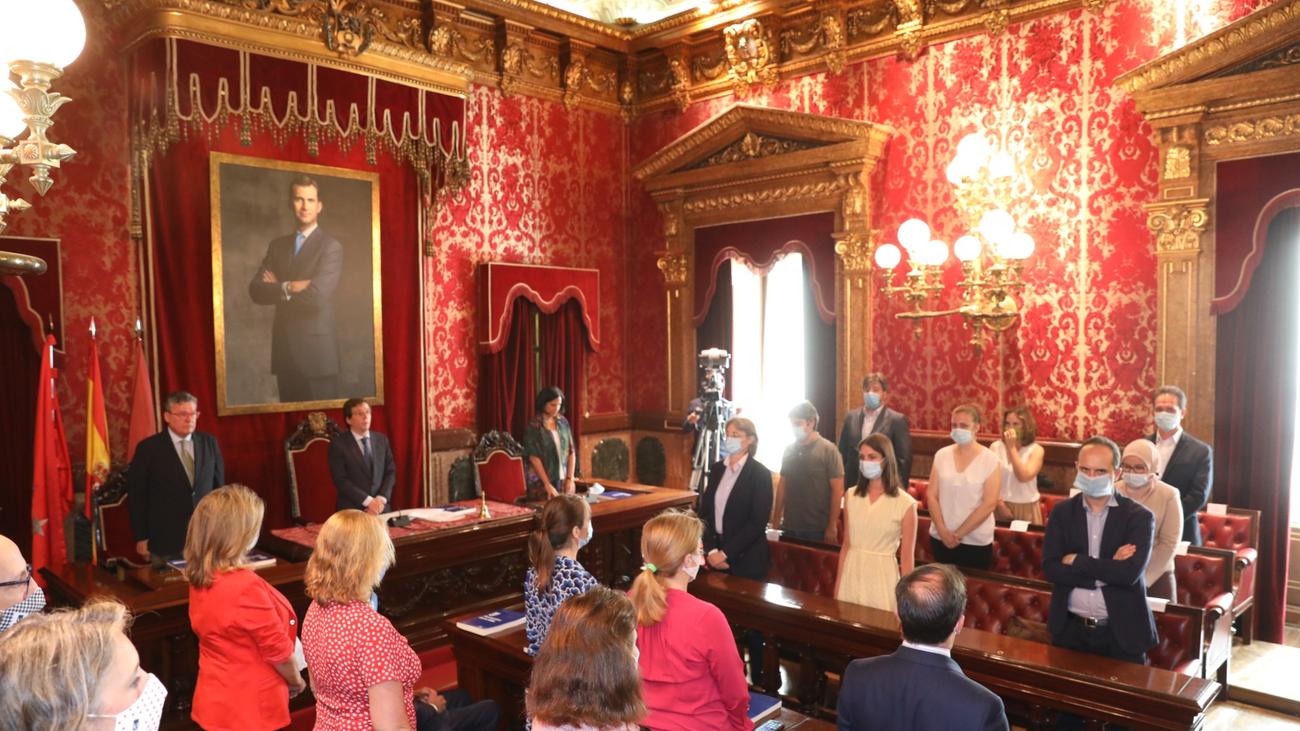 Martes 7 de julio de 2020, un día histórico para el Ayuntamiento de Madrid