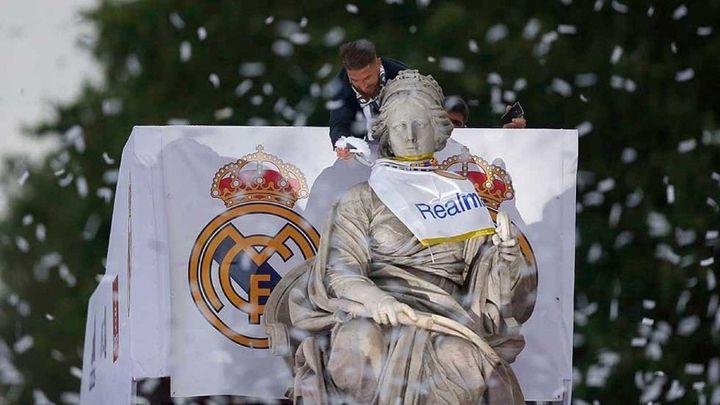 El Real Madrid trabaja con la Comunidad y el Ayuntamiento para evitar aglomeraciones si gana LaLiga