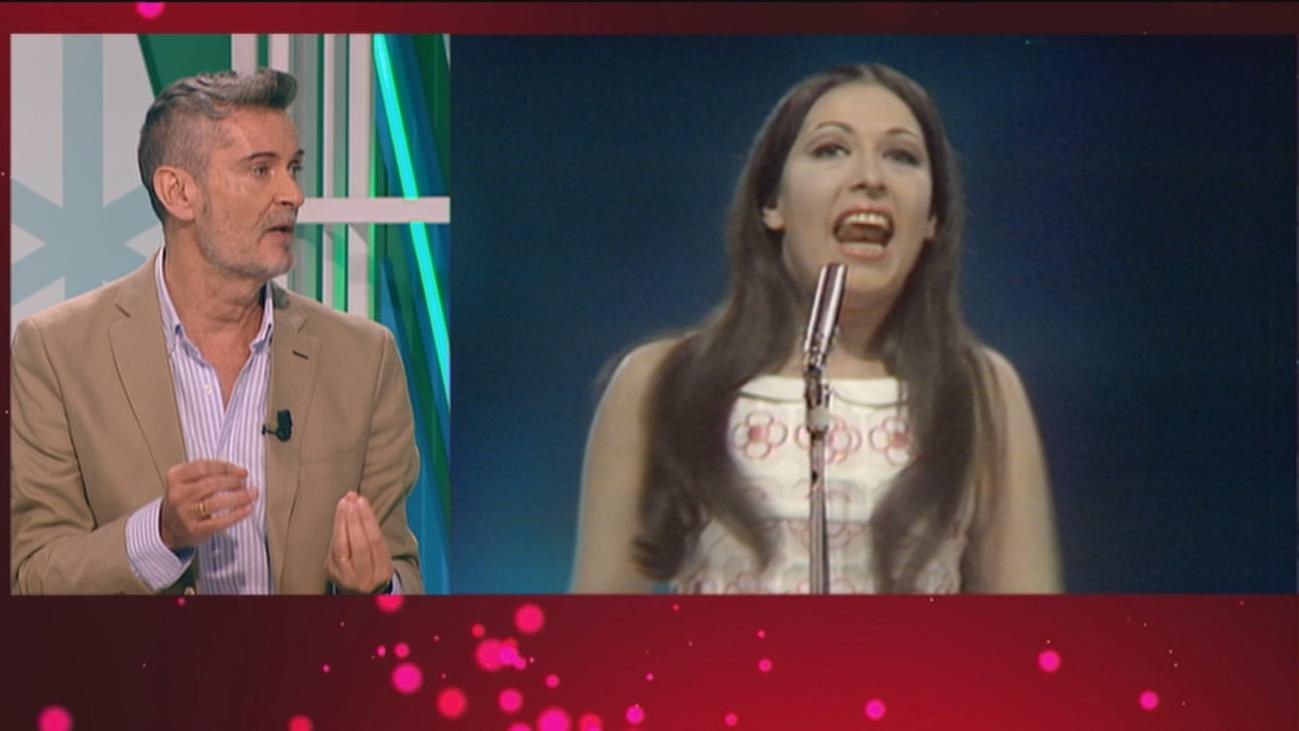 Massiel y su relación de amor y odio por Eurovisión